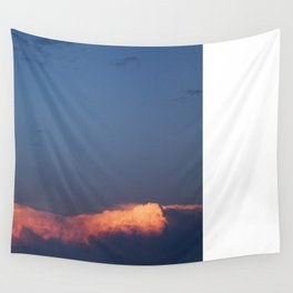 New Mexico Sunset (July 2014) Wall Tapestry