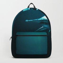 Hammerhead Shark (Color) Backpack