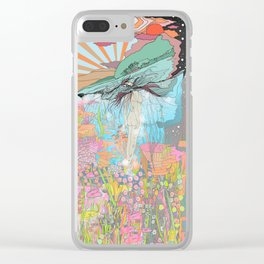 Sink Deeper Clear iPhone Case
