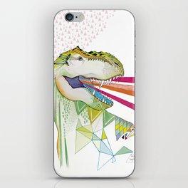 Dinosaur / August iPhone Skin