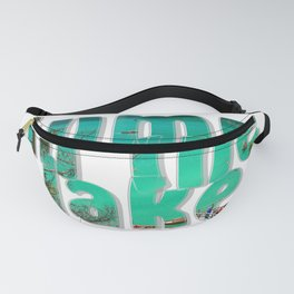 jump in the lake Fanny Pack