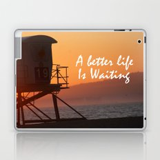 Better Life Laptop & iPad Skin
