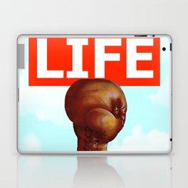 kick life back Laptop & iPad Skin