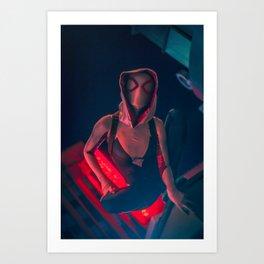 Gwen Art Prints | Society6