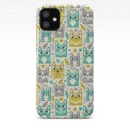 Tiki Kitty iPhone Case