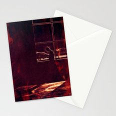 The heat is on Stationery Cards