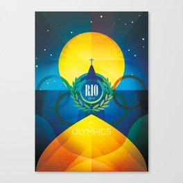 RIO Canvas Print