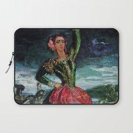 Theodore Chasseriau La Petra Camara 1854 Laptop Sleeve