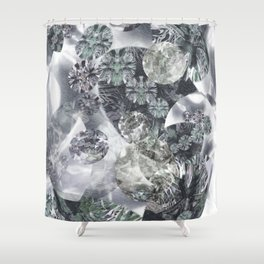 The Innermost Vessel Shower Curtain