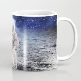Space Walk Coffee Mug