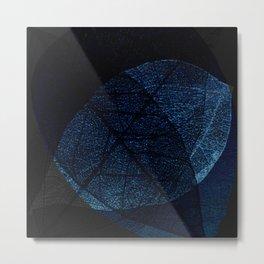 Dark leaf 3 Metal Print