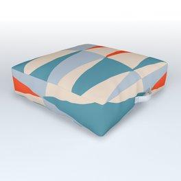 Zaha Marine Outdoor Floor Cushion