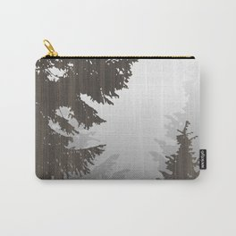 Norway Black Carry-All Pouch
