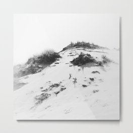Dunes Study 2 Metal Print