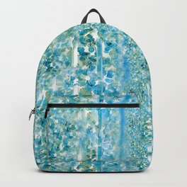 Canopy of Flowers for Two: Coordinates with Canopy Backpack