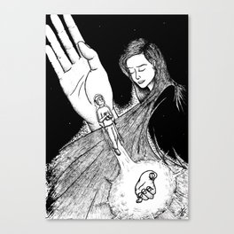 Idought Vol. 1 - 27 Canvas Print