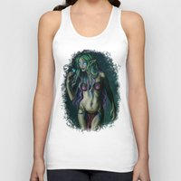 firefly Tank Tops featuring Firefly by Nairas Products
