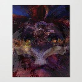 Lion Of Juda Canvas Print