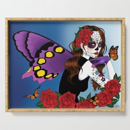Catrina Serving Tray