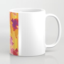 Fluor Flora - Arancio Coffee Mug