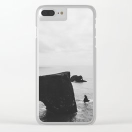 Oceanic Clear iPhone Case