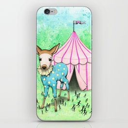 Escape the Big Top iPhone Skin