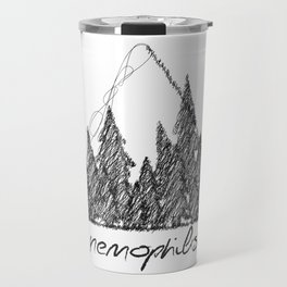 Nemophilist Travel Mug