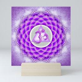 Crown Chakra FE Mini Art Print