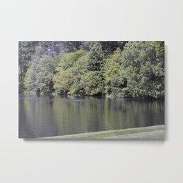 Longwood Gardens - Spring Series 212 Metal Print