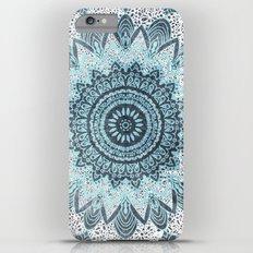 BOHOCHIC MANDALA IN BLUE iPhone 6 Plus Slim Case