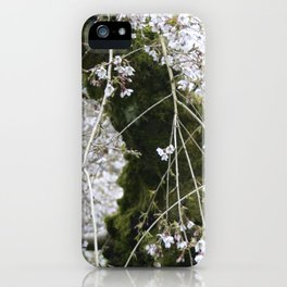 More Cherry Blossoms iPhone Case