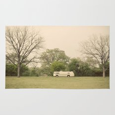 lost in the trees::austin Rug