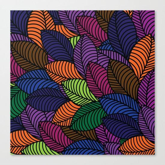 Pattern H Canvas Print