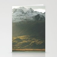 alaska Stationery Cards featuring Alaska by Parissis