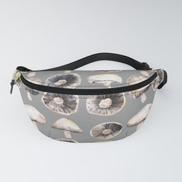 Possibly Poisonous Mushrooms Fanny Pack