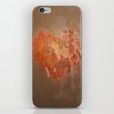 Wounds iPhone & iPod Skin