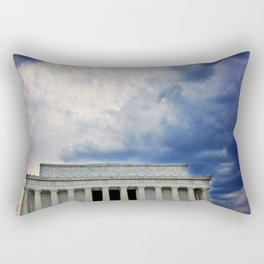Dramatic Background Rectangular Pillow