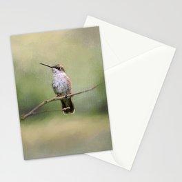 Tiny Visitor Stationery Cards