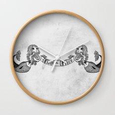 Captain -oh- Captain! Wall Clock