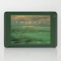 daria iPad Cases featuring When I fall in love.... by Deepti Munshaw
