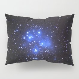 the Pleiades or Seven Sisters in Taurus Pillow Sham