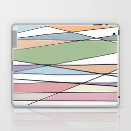 Intersecting Lines Laptop & iPad Skin
