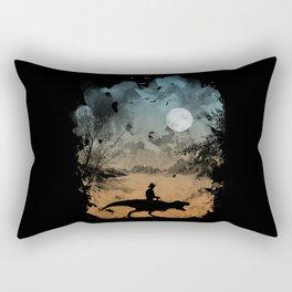 Rexboy Rectangular Pillow