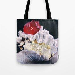 Ice Cream Just a Bite Tote Bag