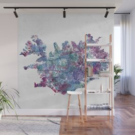 Iceland Wall Mural