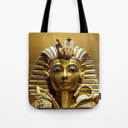Egypt King Tut Tote Bag