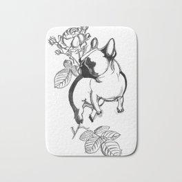 Rosie dog Bath Mat