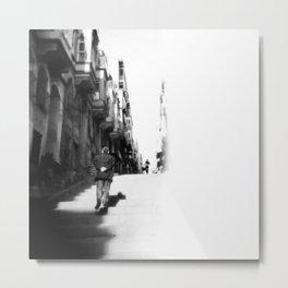 Istanbul steps Metal Print