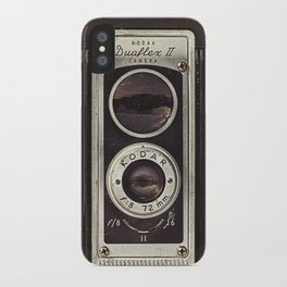 Vintage Camera 01 iPhone Case