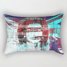 Gᴑᴆ ˢɐᵛᴇ ᴛħə ʠʊɵɵʌ Rectangular Pillow